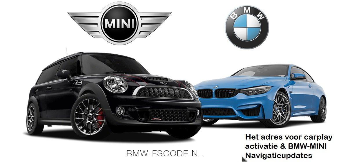 Bij ons beschikbaar BMW & MINI navigatieupdates o.a. Road map Europe Next Premium Motion Move Route Evo 2019 2019-4 2020-1