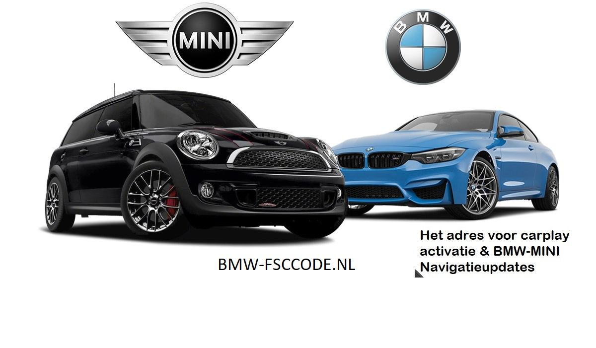 Bij ons beschikbaar BMW & MINI navigatieupdates o.a. Road map Europe Next Premium Motion Move Route Evo 2019 2020-1 2020-2